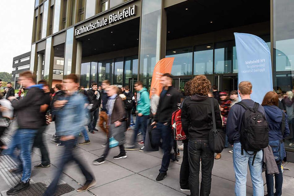 Die Fachhochschule Bielefeld will einen Campus am Studienort Gütersloh errichten.