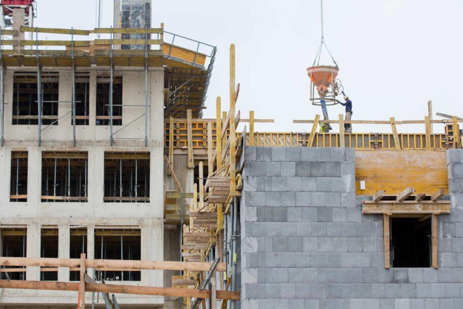 In einem ersten Schritt sollen 1000 neue Wohnungen entstehen.