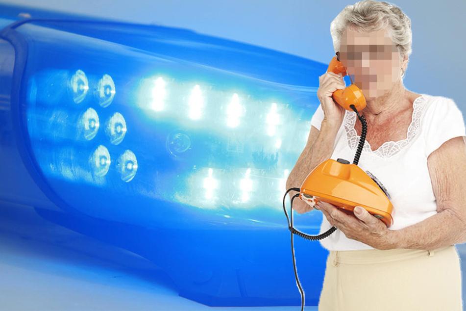 Eine 92-jährige Großmutter aus Espelkamp ist auf den Enkeltrick reingefallen. (Symbolbild)
