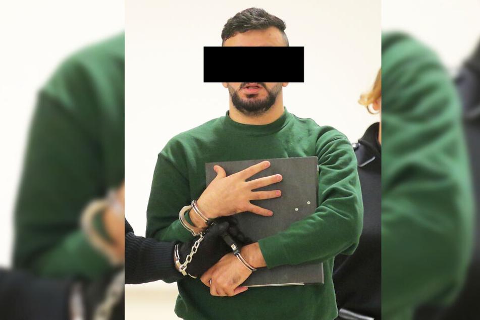 Khalil K. (25) soll mehrfach in Läden eingebrochen sein. Derzeit sitzt er in U-Haft.