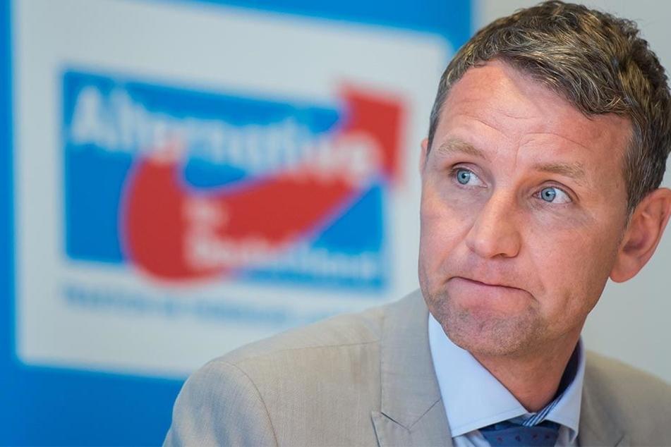 Björn Höcke (45) sollte Beatrix von Storch (46) zufolge ausgeschlossen werden.