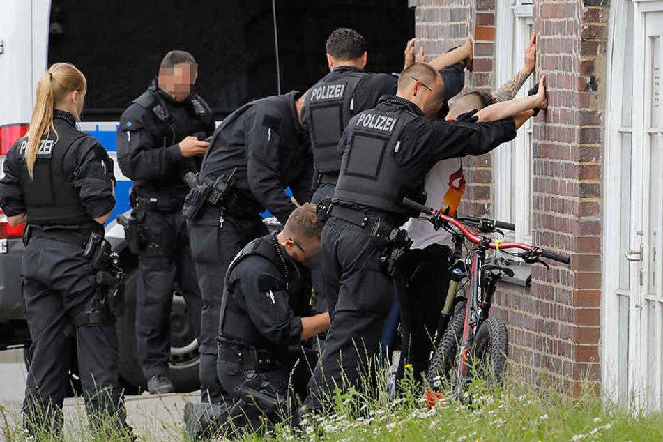 Wieder mehr Straftaten! Ist die Chemnitzer City noch sicher?