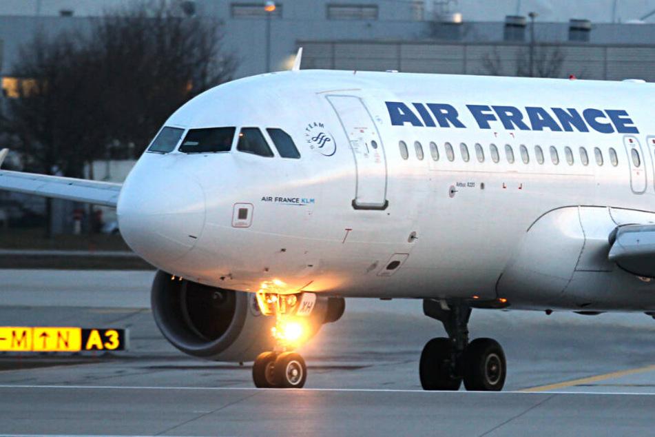 Kinderleiche im Fahrwerk von Air-France-Maschine entdeckt
