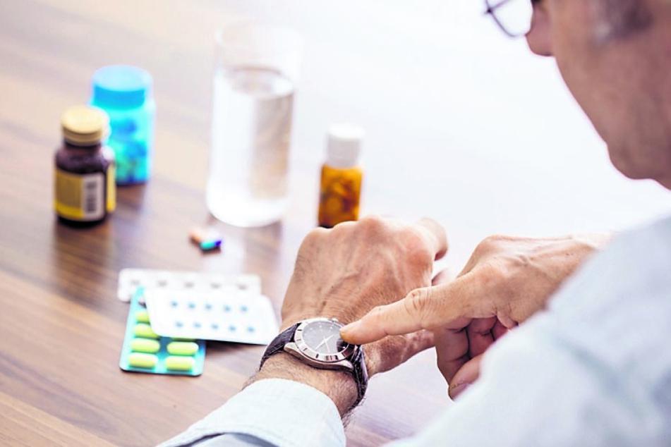 Bei der Einnahme von Medikamenten kommt es oft zu Missverständnissen.