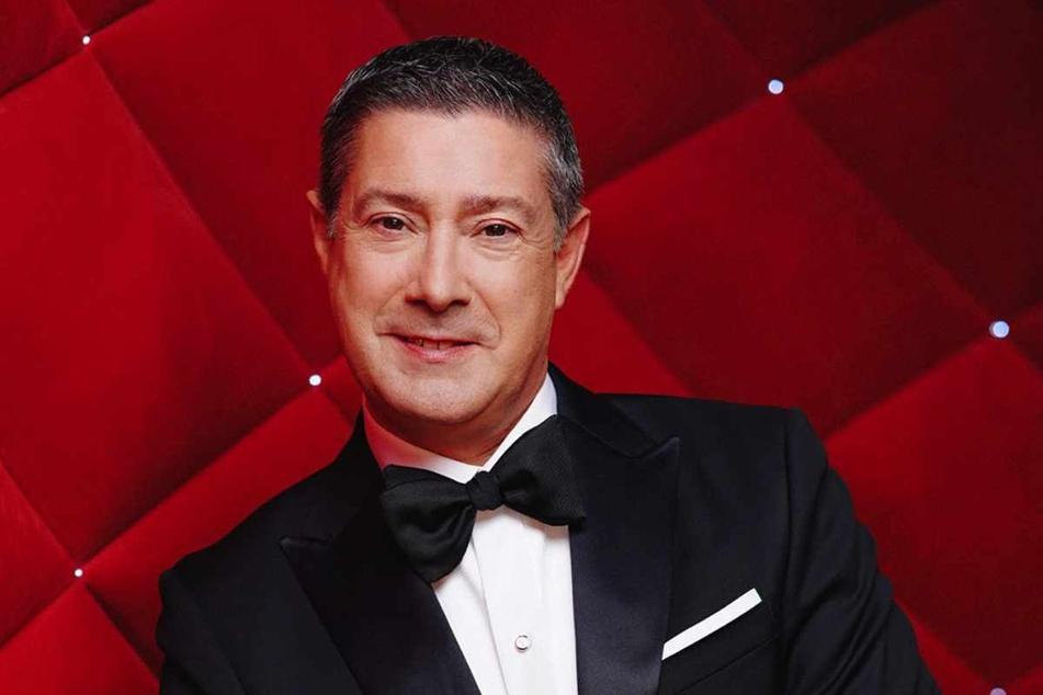 """""""Let's Dance""""-Juror Joachim Llambi (57) ist der Stargast bei der diesjährigen """"Mercedes Fashion Night""""."""
