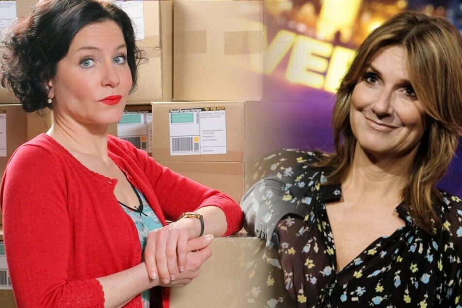 Unter Ladys ging's vergangenen Freitag zur Sache: Marisa Burger (47) hat Rosenheim-Cop-Geheimnisse mit Kim Fisher (51) geklärt!