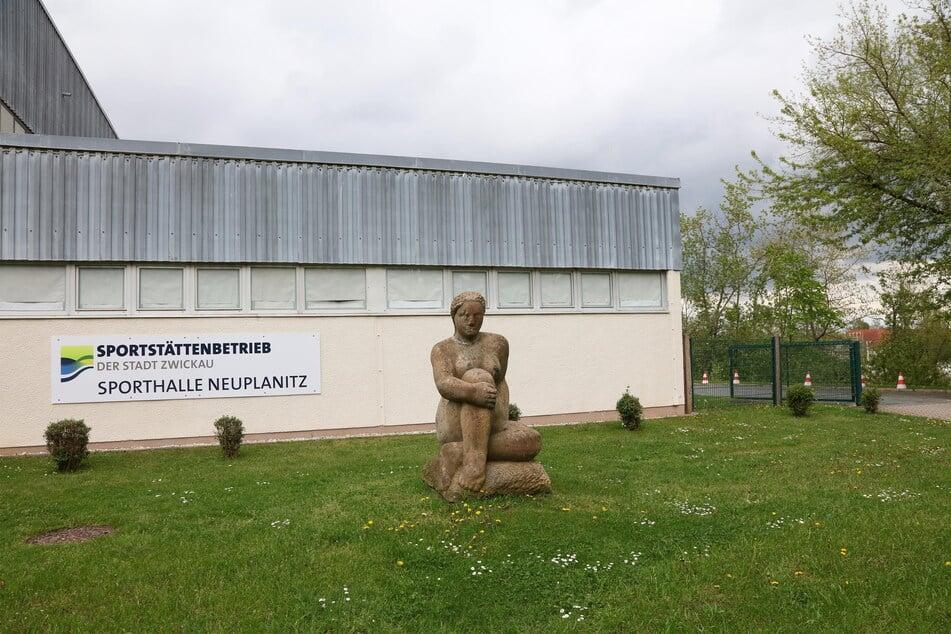 Trotz Kostenexplosion: Zwickau will eine Bundesliga-Halle bauen
