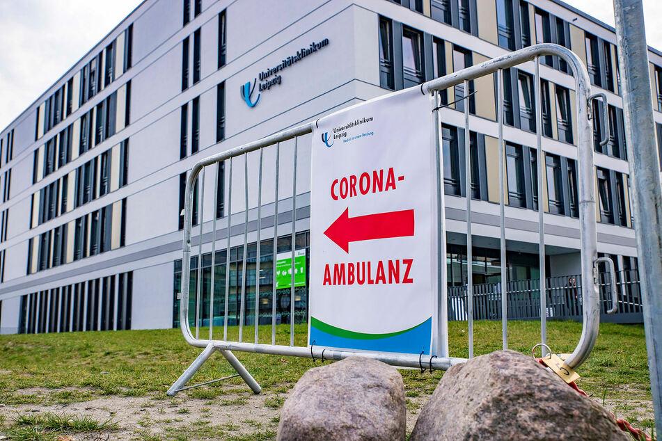 Im Herzzentrum des Uniklinikums hat sich der Zustand eines unter 40-jährigen Corona-Patienten über Ostern weiter verschlechtert.