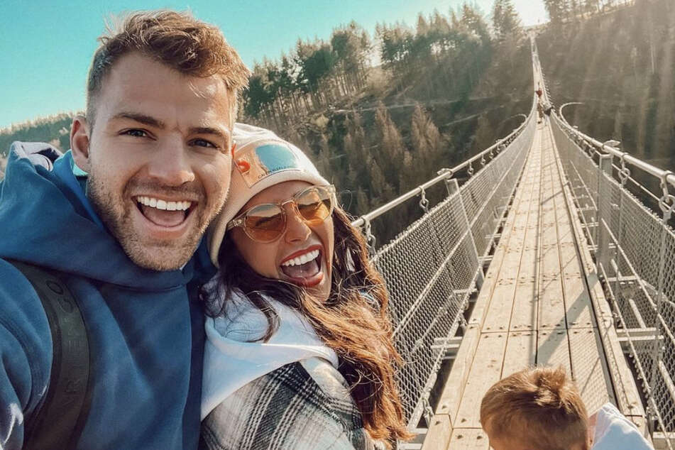 Sarah Lombardi (28) und Ehemann Julian (28) erwarten Nachwuchs.