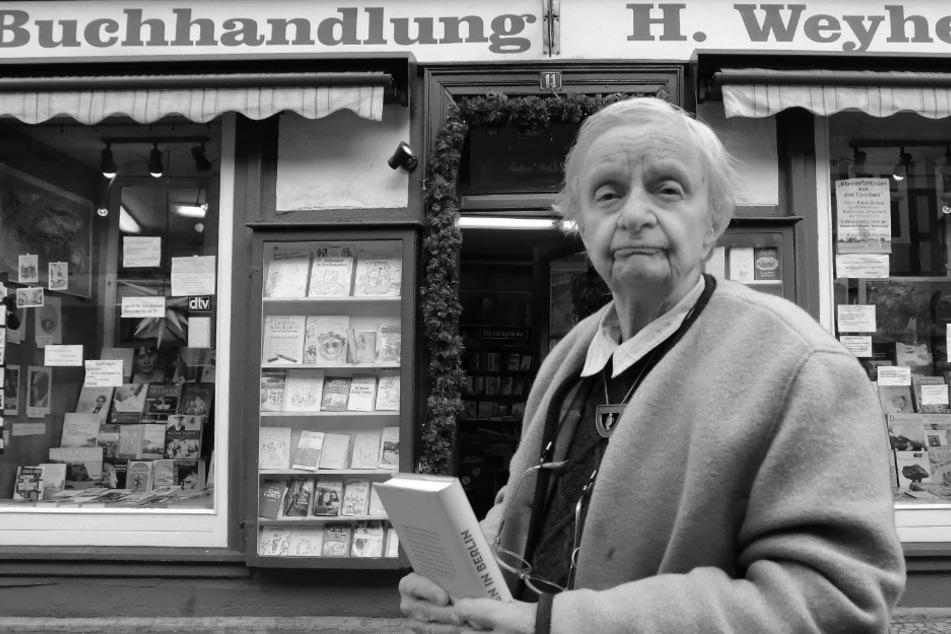 """Helga Weyhe stirbt mit 98 Jahren: """"Älteste Buchhändlerin Deutschlands"""" ist tot"""