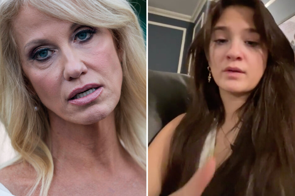 Police investigate Kellyanne Conway after nude photo of daughter leaked online