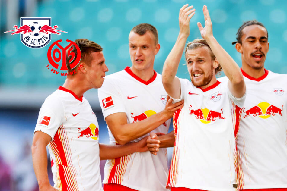RB Leipzigs Powerplay zu stark für den 1. FSV Mainz 05! Bullen starten mit Sieg