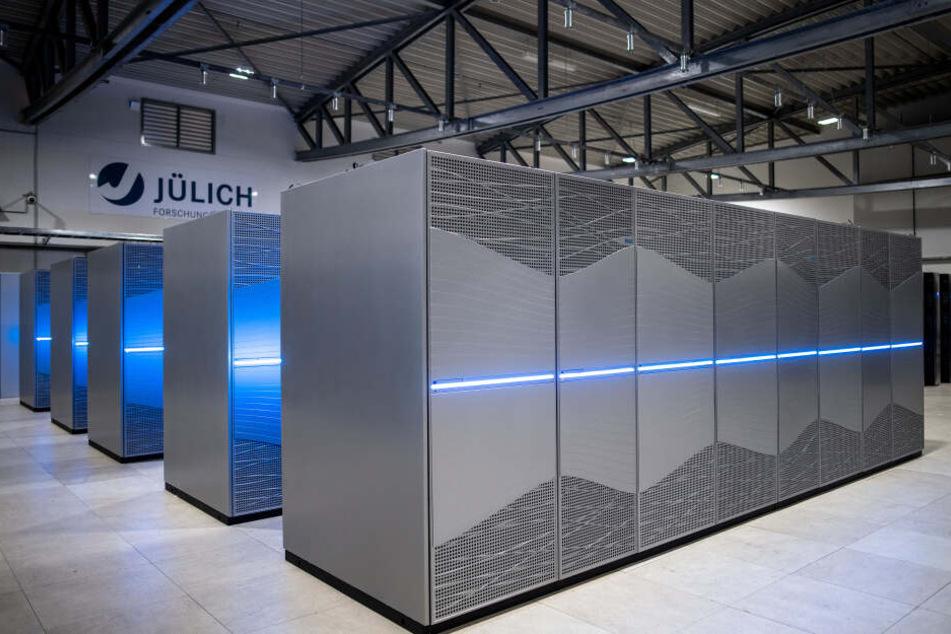 Super-Computer: Google und Forschungszentrum Jülich werden Partner