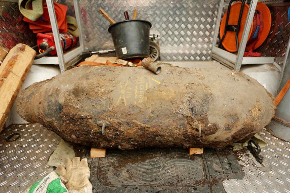 In Köln wurde am Mittwoch eine Weltkriegsbombe entdeckt (Symbolbild).
