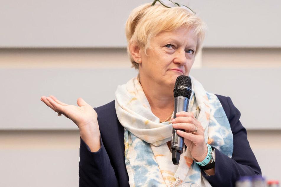 Renate Künast hat mit ihrer Beschwerde einen Teilerfolg erzielen können.