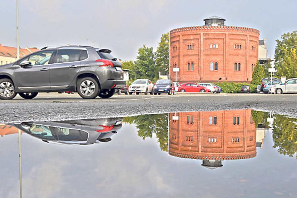 Dieser City-Parkplatz ist ab heute dicht!