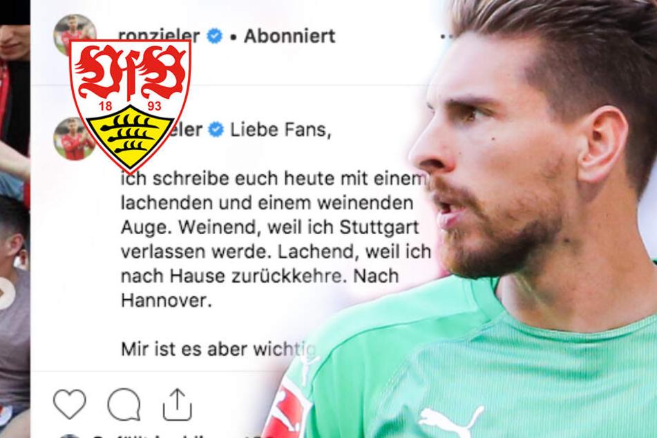 Ron-Robert Zieler hätte sich VfB-Verbleib vorstellen können