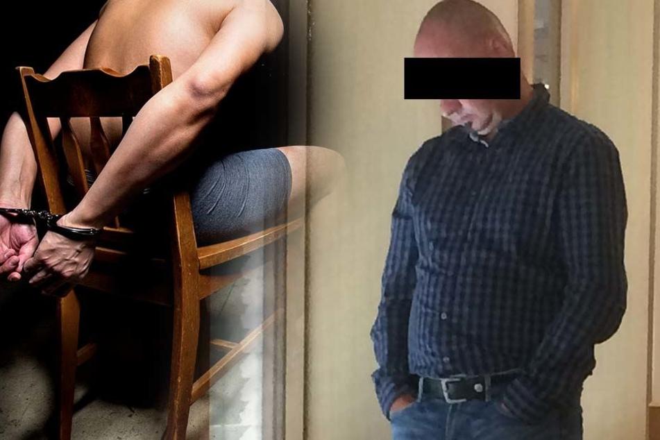 Halbnackt und blutüberströmt! Dresdner Polizist ignorierte Folterfotos