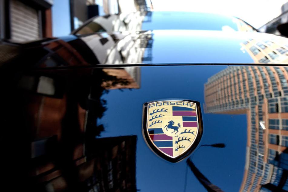 Ein Richter ist in Rio de Janeiro mit einem beschlagnahmten Porsche durch die Stadt gebraust (Symbolbild).