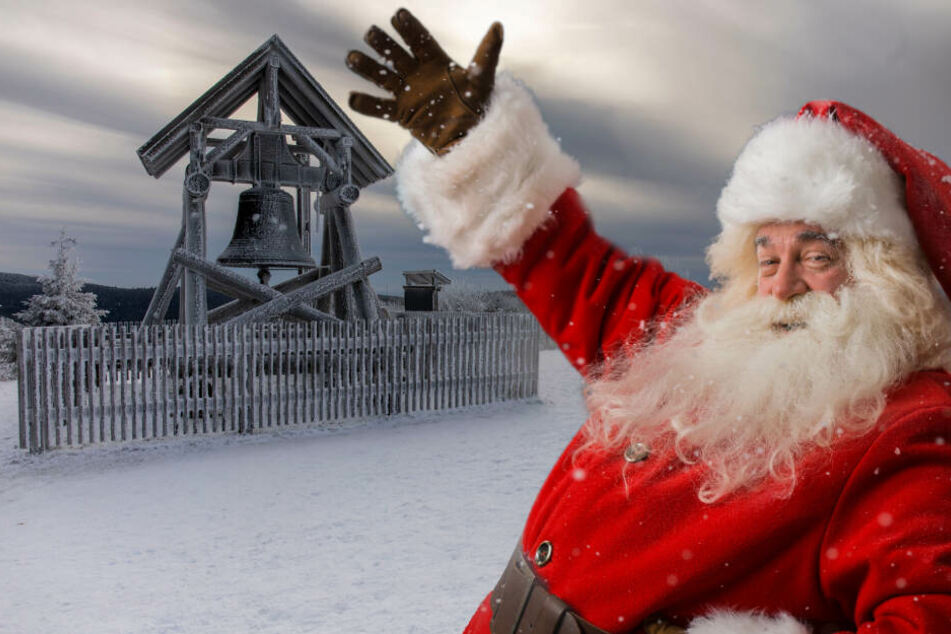 An diesem Ort in Sachsen gibt es weiße Weihnachten