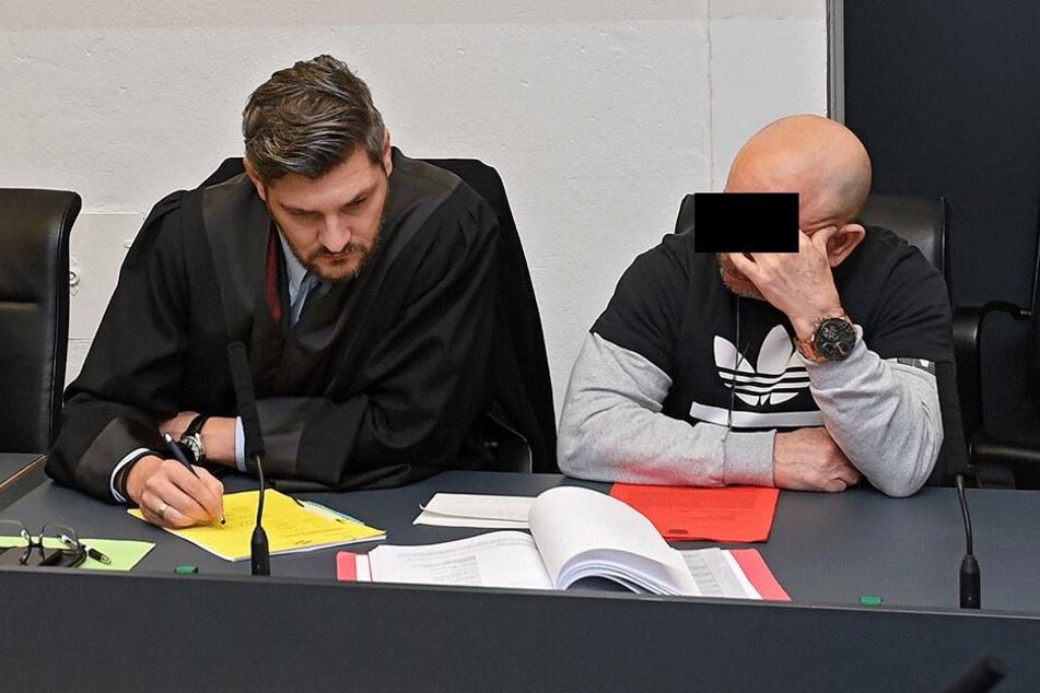 Lothar B. (57) bekam eine Haftstrafe. Noch ist das Urteil vom Landgericht aber nicht rechtskräftig.