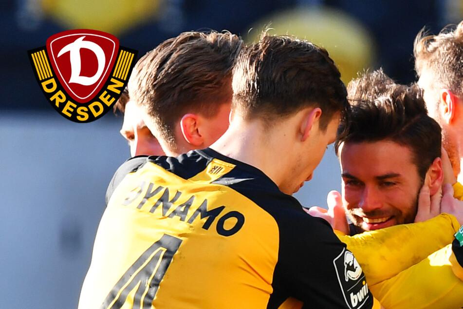 Dynamo schlägt Schlusslicht Lübeck: Kreuzer trifft bei Comeback!