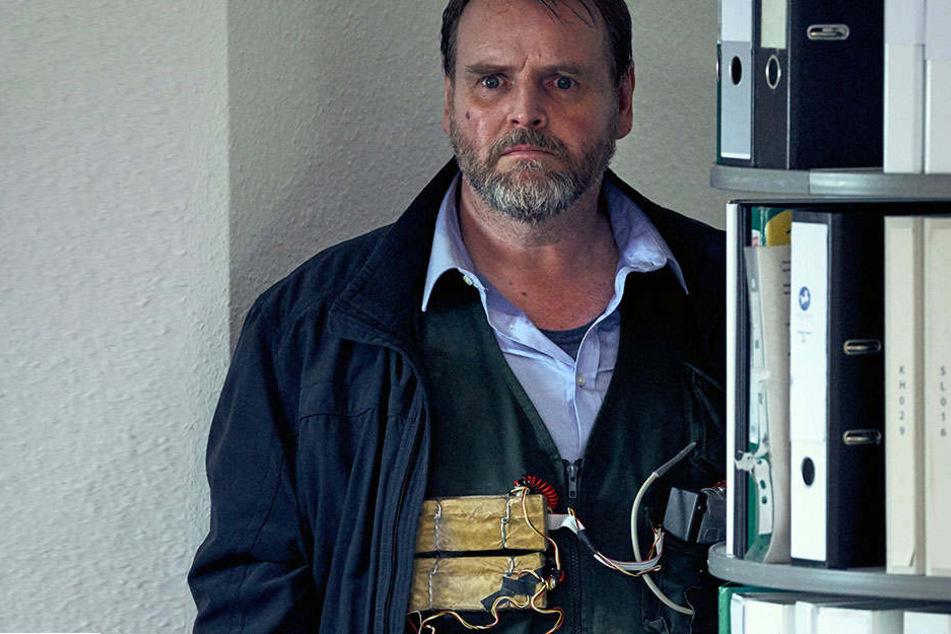 Täter oder Opfer? Muhammad Hövermann (eindringlich: Felix Vörtler, 55) hat  viel zu verlieren.