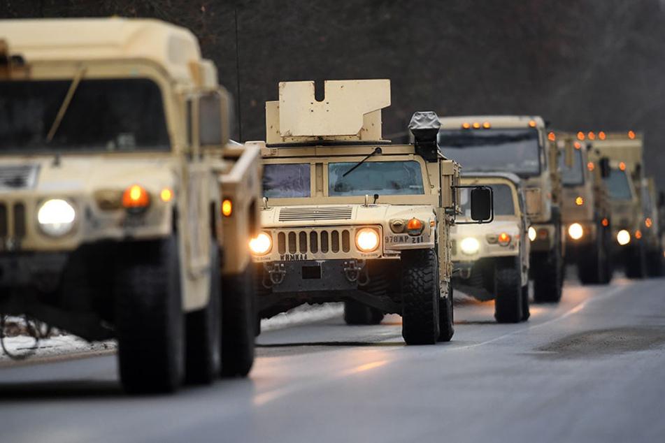 Im Zuge der Aufrüstung der Nato wird die Bundeswehr aller Voraussicht nach ein neues Planungs- und Führungszentrum für schnelle Truppen- und Materialtransporte aufbauen.