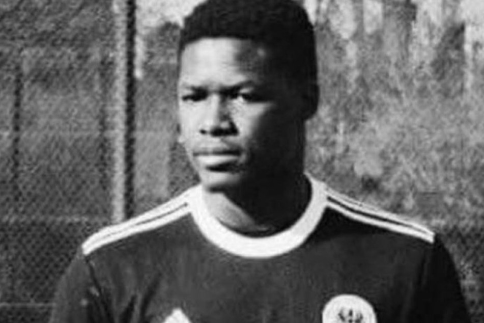 Damantang Camara vom Berliner SC wurde nur 24 Jahre alt.