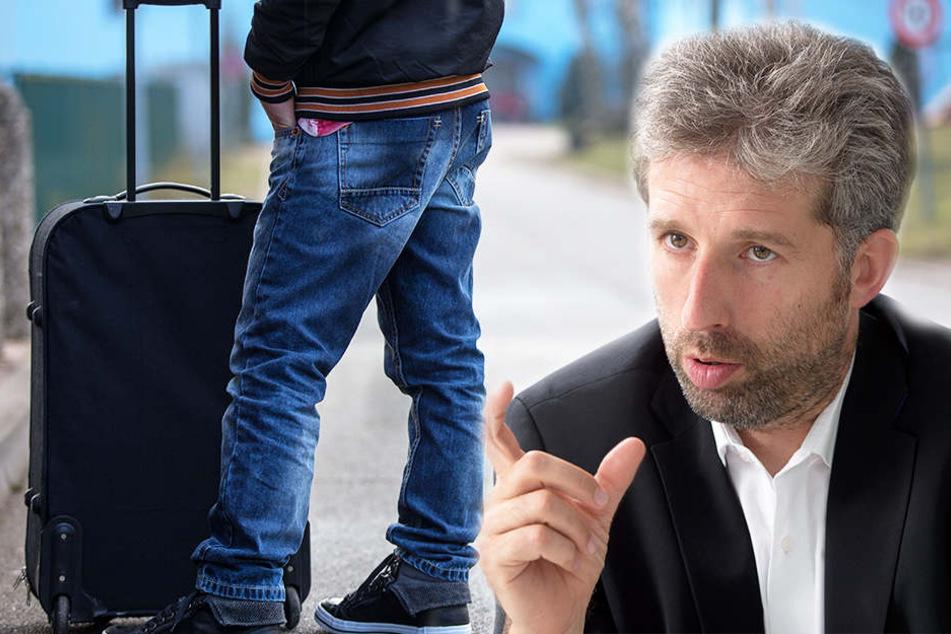 Grünen-OB Palmer will härter gegen kriminelle Flüchtlinge durchgreifen