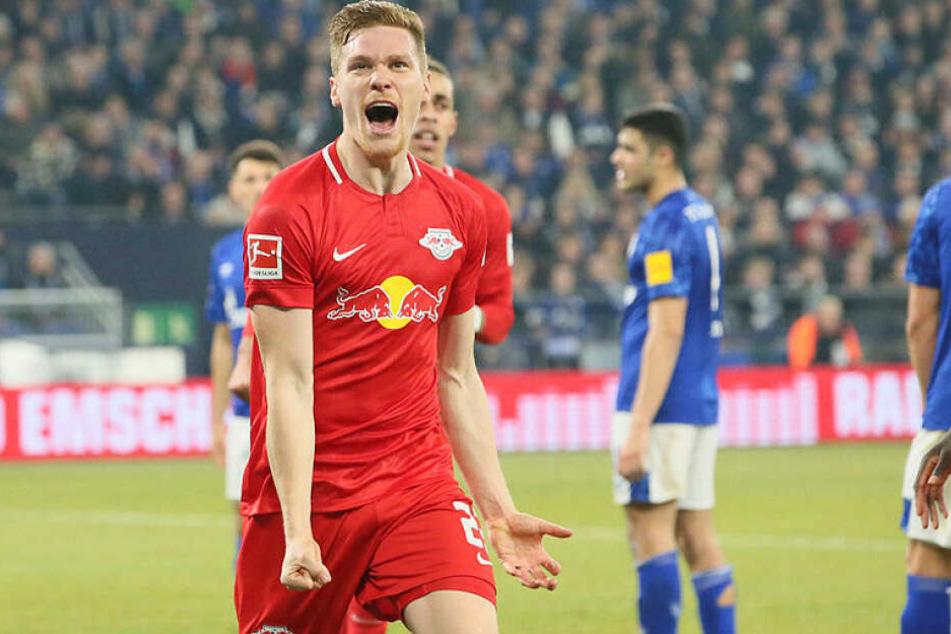 3:0: Marcel Halstenberg.