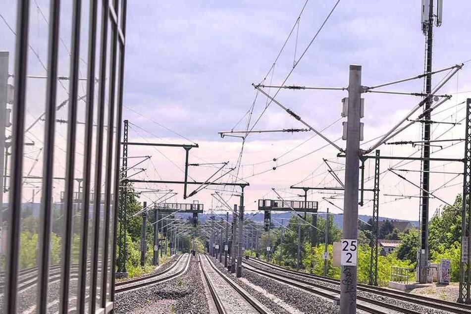 Nahe Dresden-Trachau wurde ein unbekannter Gegenstand entdeckt.
