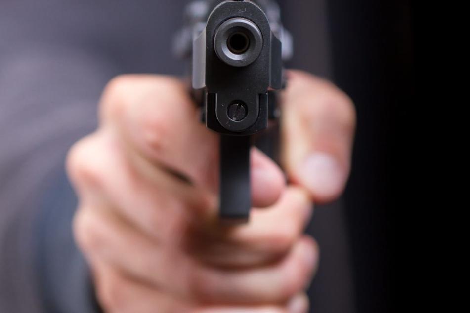 Bei der vermeintlichen Pistole handelte es sich um eine Spielzeugwaffe. (Symbolbild)