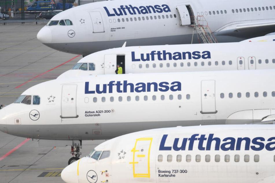 Lufthansa hatte beim Arbeitsgericht Frankfurt eine Einstweilige Verfügung gegen die Gewerkschaft Ufo beantragt (Symbolfoto).