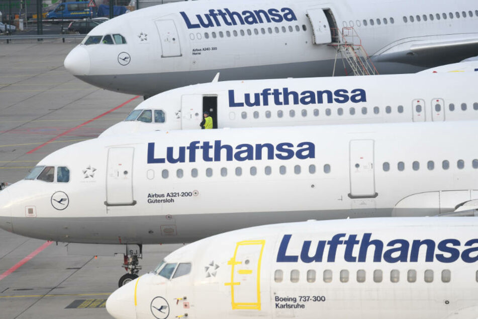 Frankfurt: Lufthansa sagt wegen Streiks 1300 Flüge ab