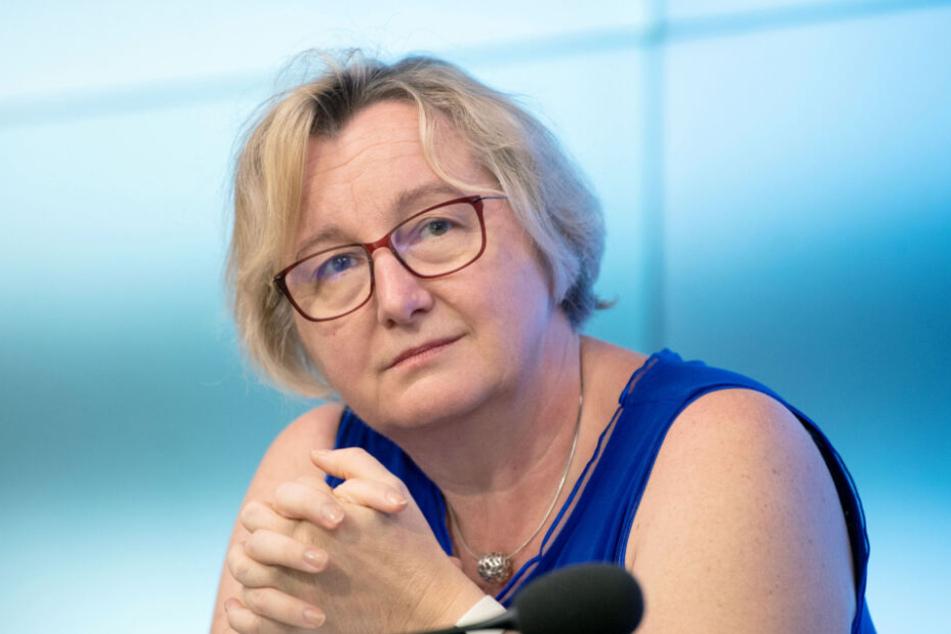 Wissenschaftsministerin Theresia Bauer (Grüne).