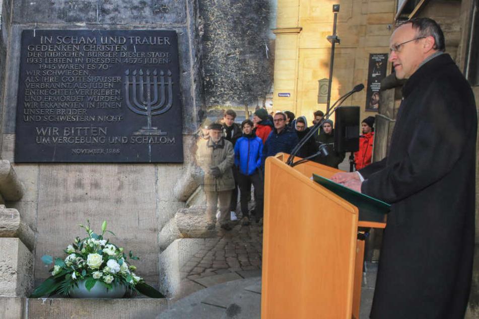Namen von 2000 Nazi-Opfern verlesen: Bedrückende Erinnerung an ermordete Dresdner