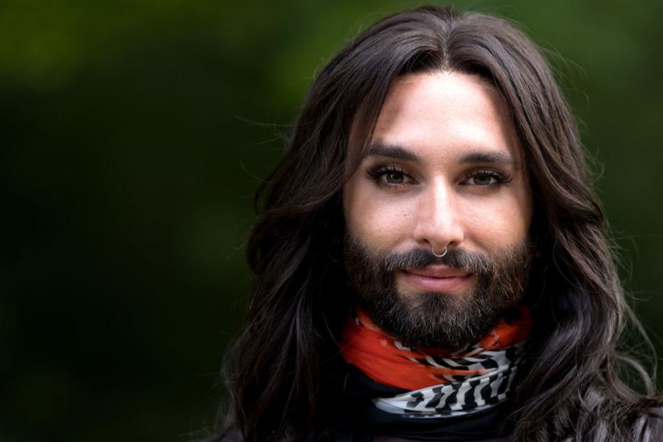 Conchita ist als Sängerin und Travestie-Künstlerin berühmt. (Archivbild)