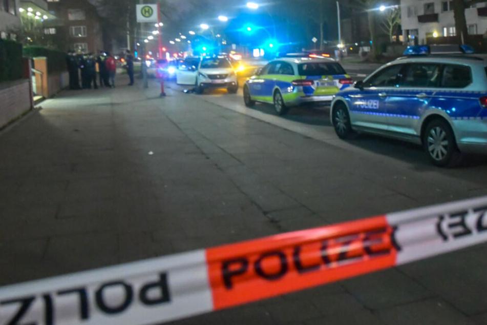 Brutaler Messer-Angriff auf Pizzaboten (24) in Hamburg