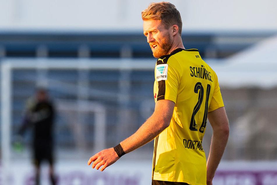 André Schürrle erlebte beim BVB äußerst wechselhafte zwei Jahre.