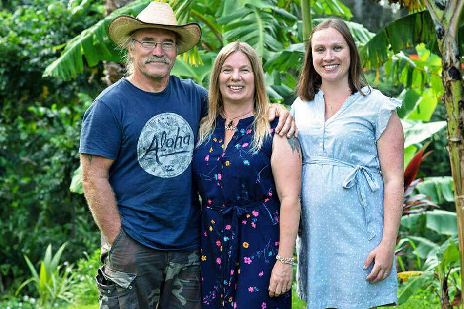 Konny und Manu sind wegen des bevorstehenden Geburtstermins von Janina ganz aufgeregt.