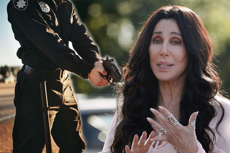 Polizeieinsatz bei Popstar Cher: Es geht um Drogen!