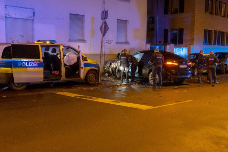 Die Zwei leicht Verletzten konnten wenig später wieder aus dem Krankenhaus entlassen werden.