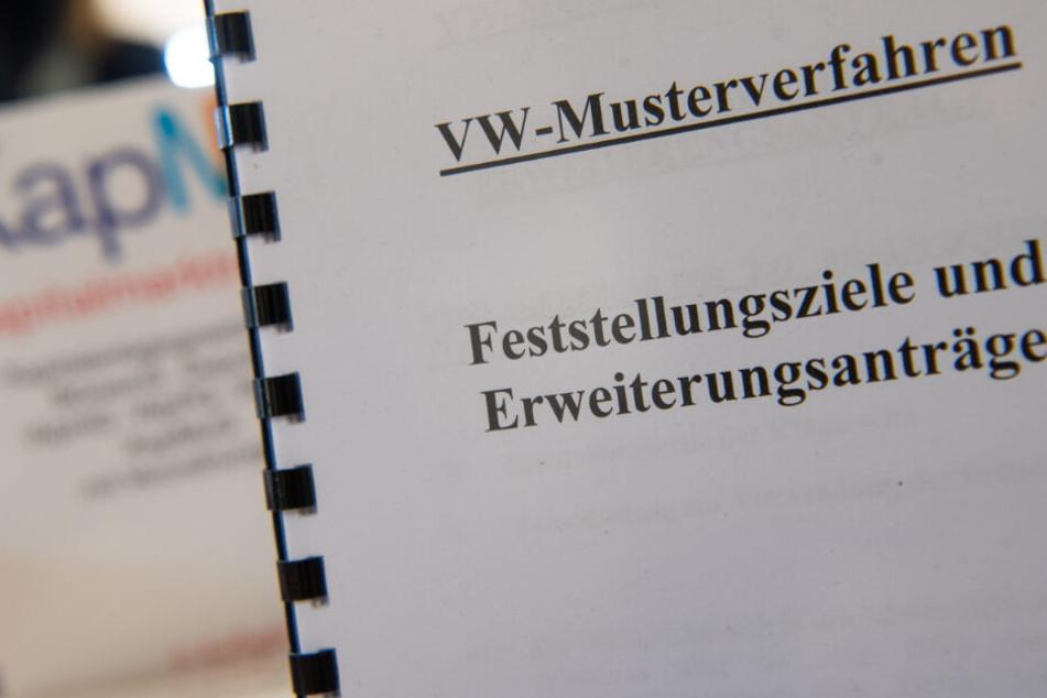 VW-Dieselskandal: Gericht prüft noch ein Musterverfahren