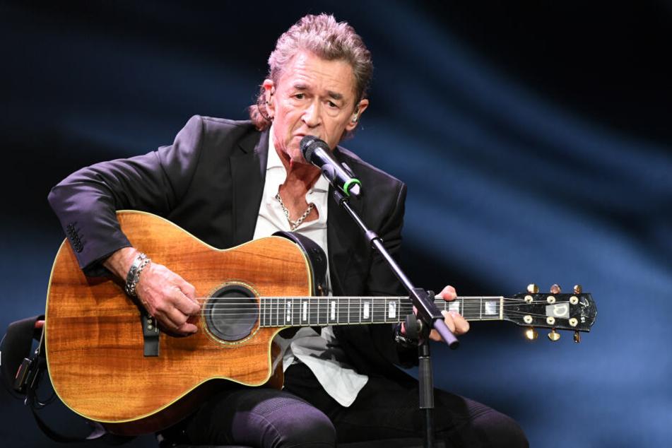 Sänger Peter Maffay (70) will noch lange nicht das Handtuch werfen und weiter Musik machen.