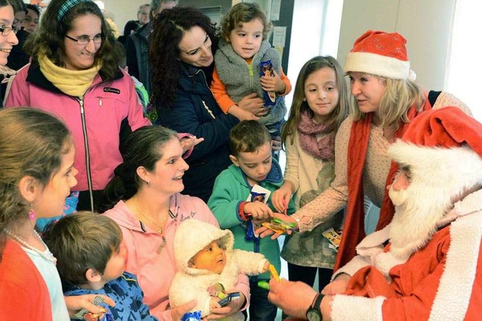 Bald ist Weihnachten: So helfen die Dresdner Menschen in Not