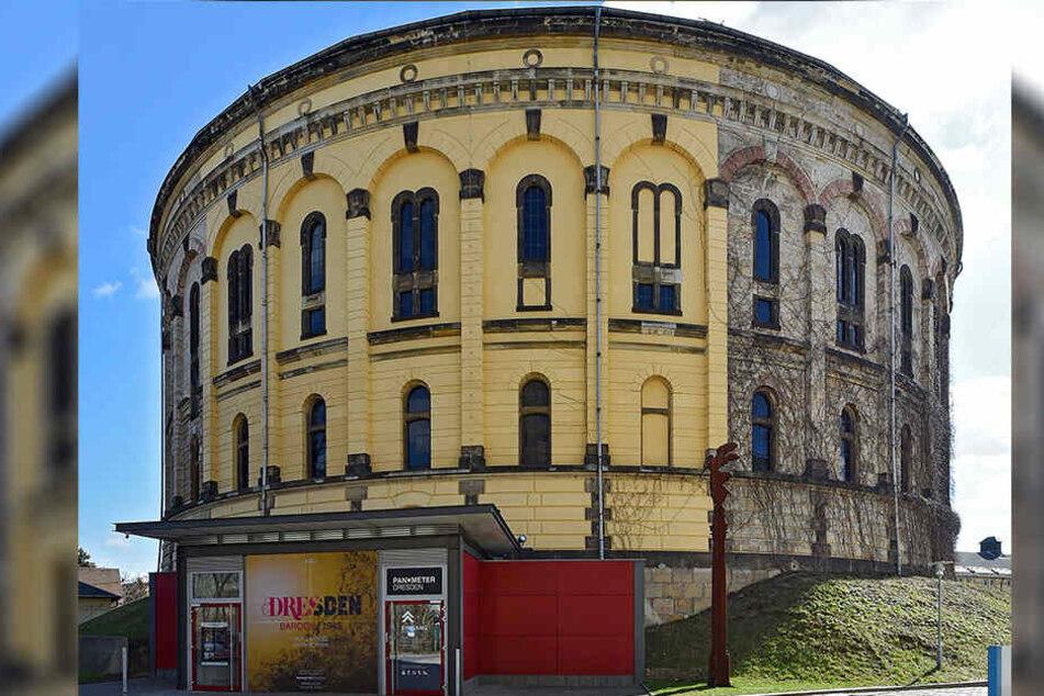 Im Panometer Dresden zockte die einstige Kassenchefin mehr als 167.000 Euro ab.
