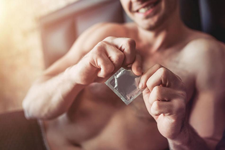 Erlaubt ist Sex in Deutschland zwar erst ab 14, Kondome darf aber Jeder kaufen.