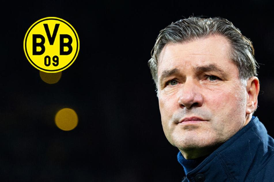 """BVB-Sportchef Zorc wütet nach Pokal-Pleite: """"Lahmarschig, bequem und langweilig""""!"""