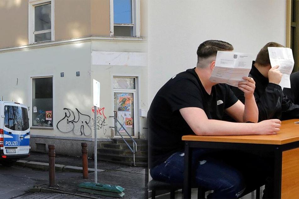 Urteile zu mild: Rechte Schmierer vom Sonnenberg bekommen höhere Strafen
